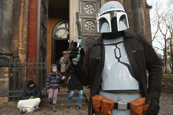 スター・ウォーズ・シリーズ「Berlin Church Holds Star Wars Service」:写真・画像(13)[壁紙.com]