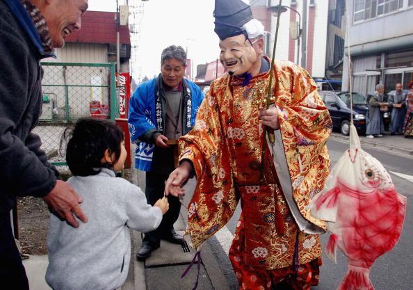 Setsubun「Japan Celebrates The End Of Winter  」:写真・画像(5)[壁紙.com]