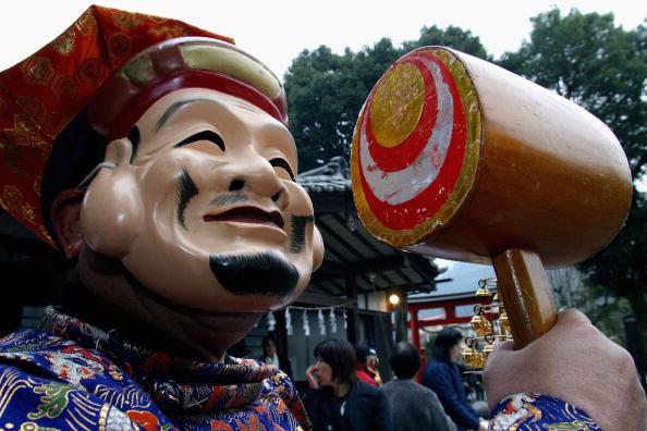 Setsubun「Japan Celebrates The End Of Winter  」:写真・画像(8)[壁紙.com]