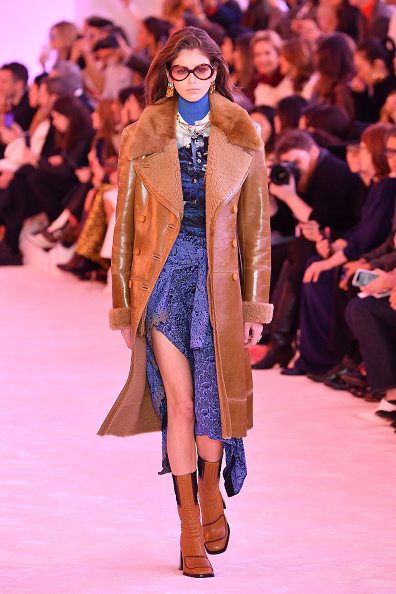 Autumn Winter Fashion Collection「Chloe : Runway - Paris Fashion Week Womenswear Fall/Winter 2019/2020」:写真・画像(13)[壁紙.com]