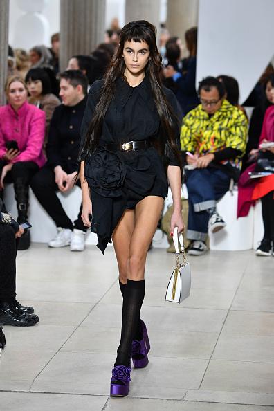 春夏コレクション「Miu Miu : Runway - Paris Fashion Week Womenswear Spring/Summer 2019」:写真・画像(7)[壁紙.com]