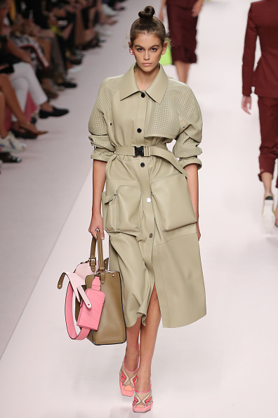 Milan「Fendi - Runway - Milan Fashion Week Spring/Summer 2019」:写真・画像(4)[壁紙.com]