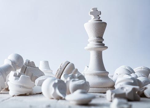 Battle「Chess Concept」:スマホ壁紙(18)
