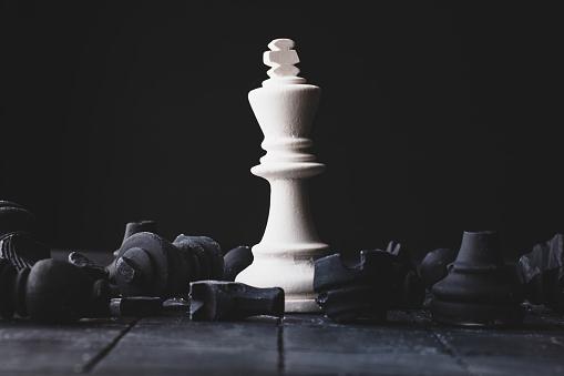 Battle「Chess Concept」:スマホ壁紙(11)