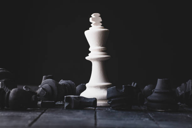 Chess Concept:スマホ壁紙(壁紙.com)