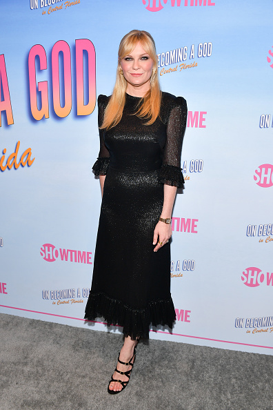 "Kirsten Dunst「First Look Screening At Showtime's ""Becoming A God In Central Florida"" - Arrivals」:写真・画像(7)[壁紙.com]"