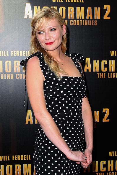 "Kirsten Dunst「""Anchorman 2: The Legend Continues"" Australian Premiere - Arrivals」:写真・画像(9)[壁紙.com]"