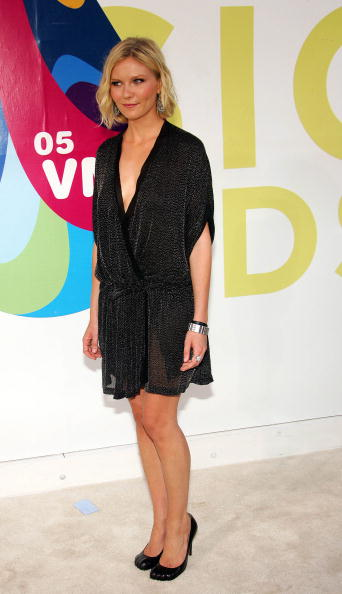Kirsten Dunst「2005 MTV VMA's Hosted By Diddy - Arrivals」:写真・画像(15)[壁紙.com]