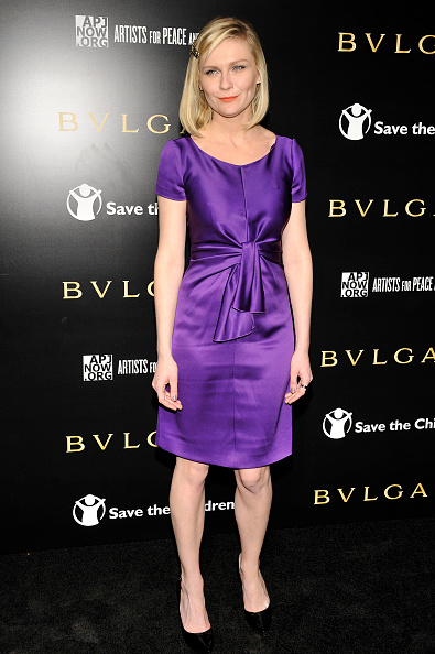 Kirsten Dunst「Bvlgari Fundraiser Benefitting Save The Children And Artists For Peace & Justice - Arrivals」:写真・画像(4)[壁紙.com]