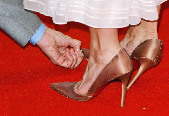 "Shoe「""Spider-Man 2"" UK Film Premiere - Arrivals」:写真・画像(3)[壁紙.com]"