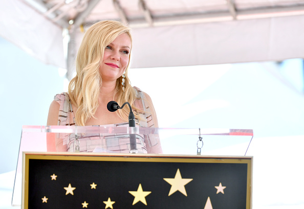 Kirsten Dunst「Kirsten Dunst Honored With A Star On The Hollywood Walk Of Fame」:写真・画像(19)[壁紙.com]