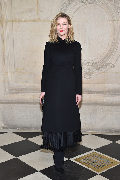 Kirsten Dunst「Christian Dior : Photocall - Paris Fashion Week - Haute Couture Spring Summer 2017」:写真・画像(8)[壁紙.com]