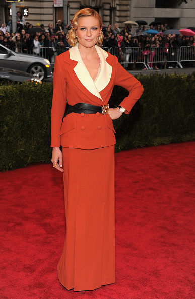 """Kirsten Dunst「""""Schiaparelli And Prada: Impossible Conversations"""" Costume Institute Gala」:写真・画像(7)[壁紙.com]"""