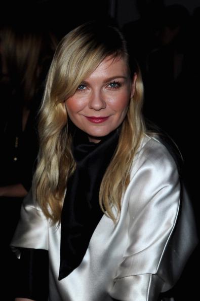 Kirsten Dunst「Saint Laurent - Front Row - PFW F/W 2013」:写真・画像(15)[壁紙.com]
