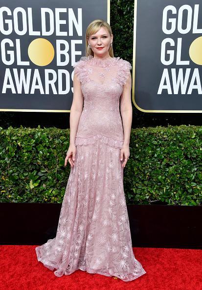 Kirsten Dunst「77th Annual Golden Globe Awards - Arrivals」:写真・画像(9)[壁紙.com]