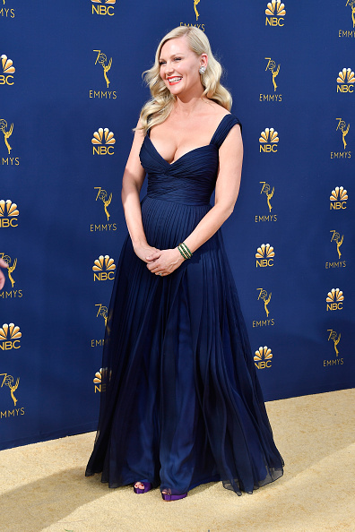 Kirsten Dunst「70th Emmy Awards - Arrivals」:写真・画像(14)[壁紙.com]