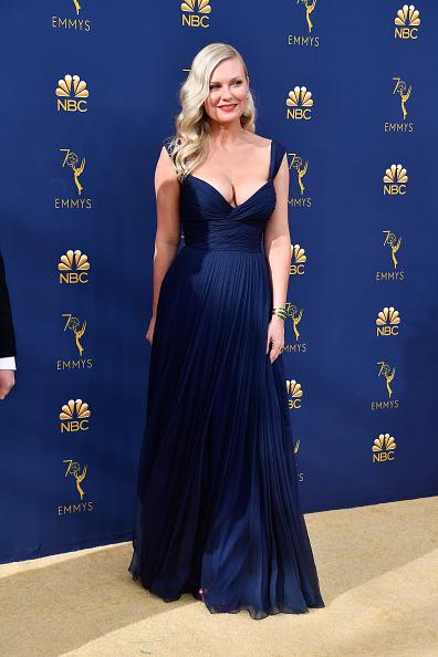 Kirsten Dunst「70th Emmy Awards - Arrivals」:写真・画像(19)[壁紙.com]