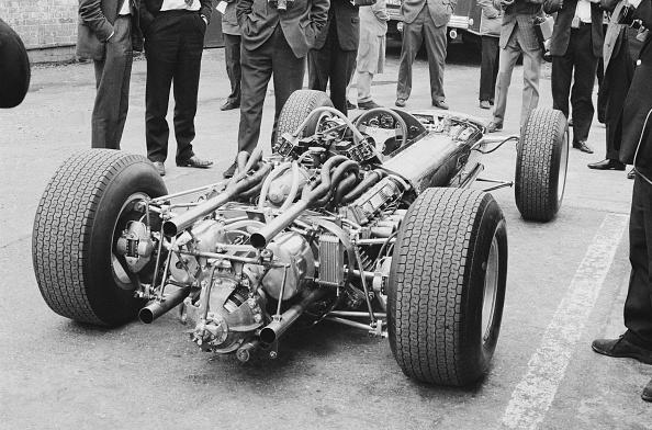 Motorsport「BRM Formula One Car」:写真・画像(19)[壁紙.com]