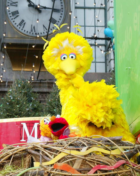 Sesame「76th Annual Macy's Thanksgiving Day Parade」:写真・画像(0)[壁紙.com]