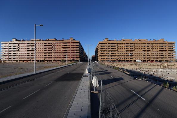 Empty「Economic Crisis Renders Madrid's Commuter Towns Redundant」:写真・画像(4)[壁紙.com]