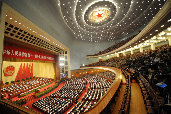 VCG「Opening Session Of The National People's Congress」:写真・画像(0)[壁紙.com]