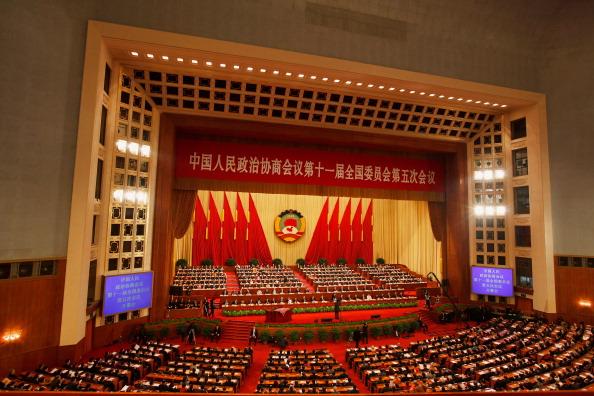政治「Opening Sesson Of The Chinese People's Political Consultative Conference (CPPCC)」:写真・画像(14)[壁紙.com]
