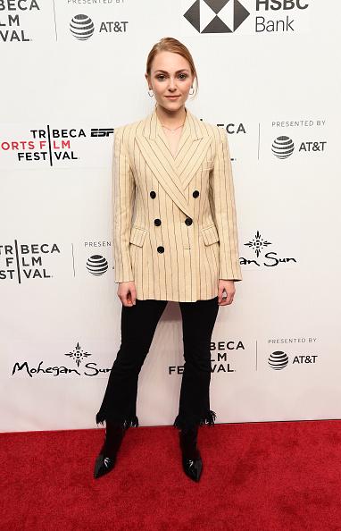アナソフィア ロブ「'Bethany Hamilton: Unstoppable' - 2018 Tribeca Film Festival」:写真・画像(6)[壁紙.com]