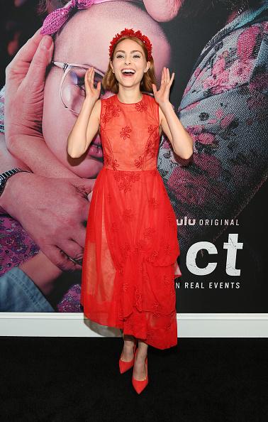 "AnnaSophia Robb「Hulu's ""The Act"" New York Premiere」:写真・画像(6)[壁紙.com]"