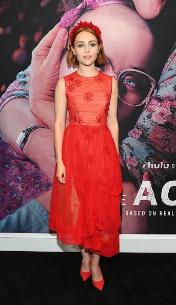 "AnnaSophia Robb「Hulu's ""The Act"" New York Premiere」:写真・画像(1)[壁紙.com]"