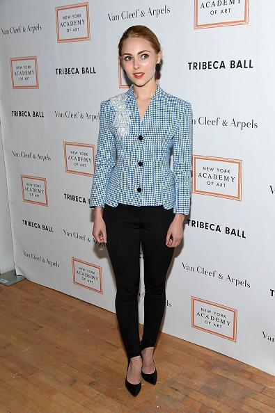 アナソフィア ロブ「2017 Tribeca Ball」:写真・画像(10)[壁紙.com]
