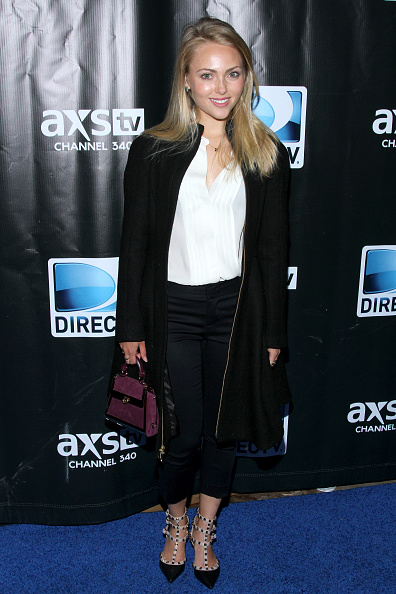 AnnaSophia Robb「DirecTV Super Saturday Night - Arrivals」:写真・画像(4)[壁紙.com]