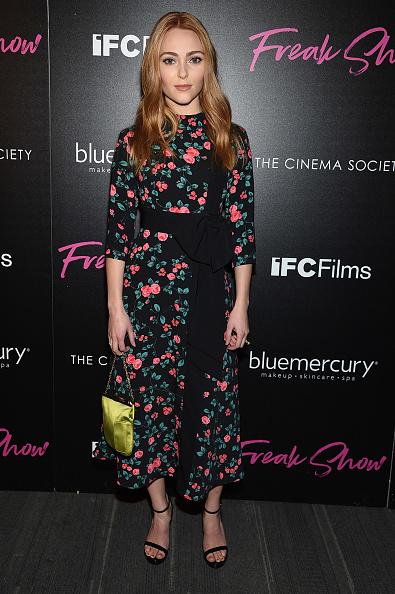 "AnnaSophia Robb「The Cinema Society Hosts The Premiere Of IFC Films' ""Freak Show""」:写真・画像(2)[壁紙.com]"