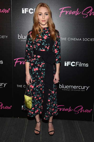 アナソフィア ロブ「The Cinema Society Hosts The Premiere Of IFC Films' 'Freak Show'」:写真・画像(4)[壁紙.com]