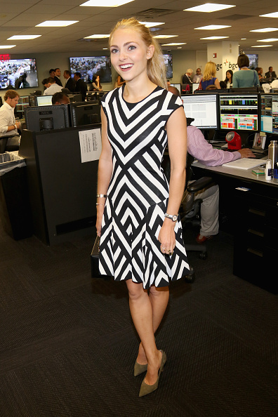 アナソフィア ロブ「Annual Charity Day Hosted By Cantor Fitzgerald And BGC - BGC Office - Inside」:写真・画像(9)[壁紙.com]