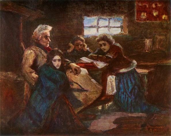 Overcast「Menshikov In Berezovo (A Study)」:写真・画像(16)[壁紙.com]