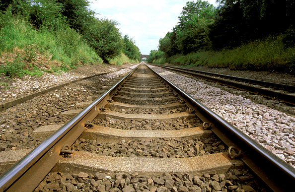 Railroad Track「Midland Mainline near Newton Harcourt」:写真・画像(17)[壁紙.com]