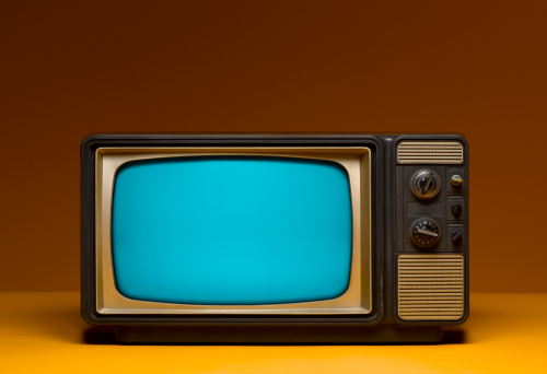 High Definition Television - Television Set「VIntage TV with HDTV Screen Dimensions」:スマホ壁紙(5)
