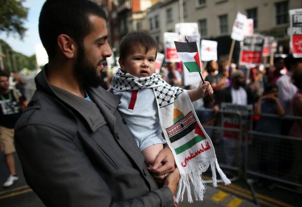 Oli Scarff「Israeli Embassy Demonstration In London」:写真・画像(4)[壁紙.com]