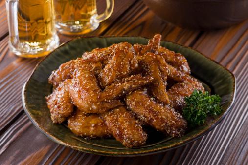 Chicken Wing「Tebasaki-karaage」:スマホ壁紙(15)