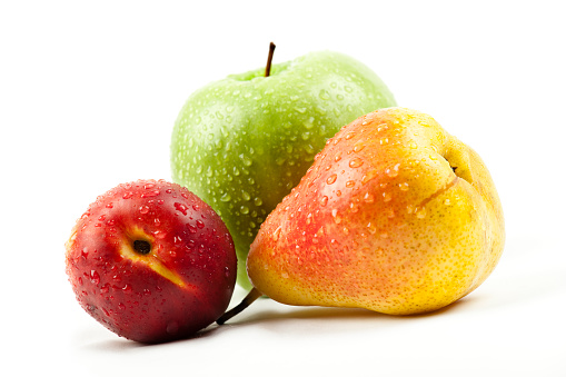Pear「wet fruits」:スマホ壁紙(8)