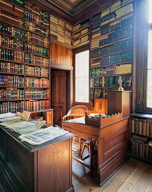 19th Century Library (XXL):スマホ壁紙(壁紙.com)