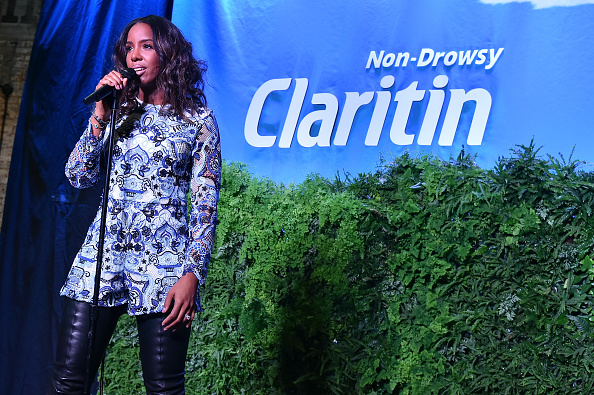 Allergy「Claritin Kicks Off Spring With Superstar Kelly Rowland」:写真・画像(5)[壁紙.com]
