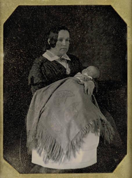 Mrs Thomas Ustick Walter And Her Deceased Child:ニュース(壁紙.com)