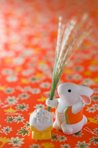 Tsukimi Dango「Rabbit Ornament for Tsukimi」:スマホ壁紙(9)