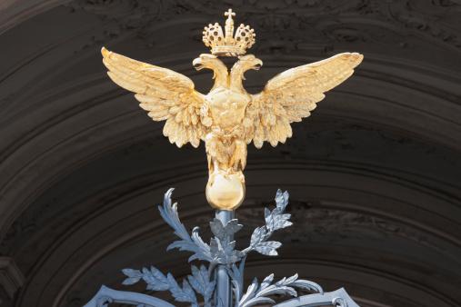 Double-headed Eagle「double headed eagle at the Hermitage」:スマホ壁紙(0)