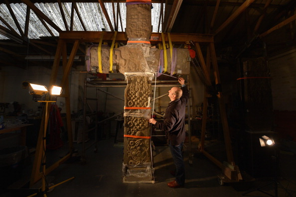 Iona「St Oran's Cross, The World's First Celtic High Cross Is Reassembled」:写真・画像(10)[壁紙.com]