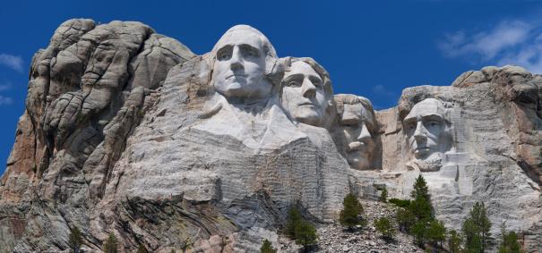 US President「USA, South Dakota, Mount Rushmore National Memorial」:スマホ壁紙(12)