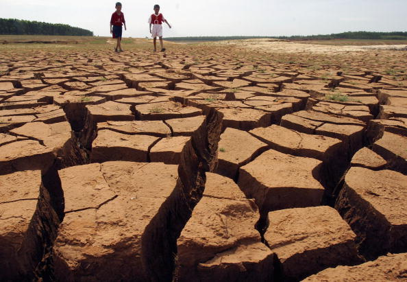Accidents and Disasters「Worst Drought In 50 Years Hit Western Guangdong Province」:写真・画像(16)[壁紙.com]