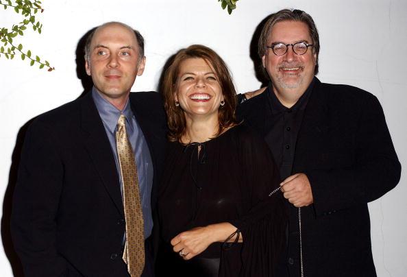 ダン カステラネタ「an Castellaneta, Deb Lacusta and Matt Groening」:写真・画像(4)[壁紙.com]