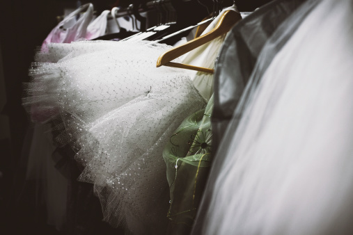 Dress「Ballet Costumes And Tutus On Hangers」:スマホ壁紙(18)